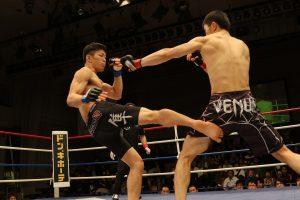 Muay Thai golpes