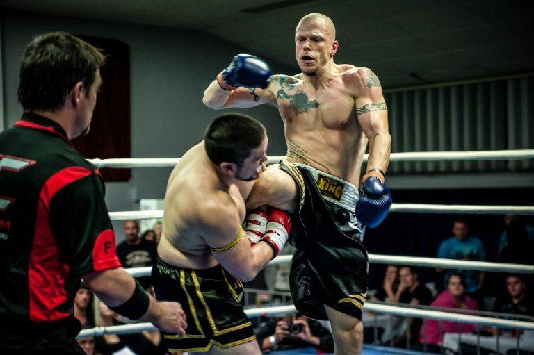 muay thai arte marcial letal