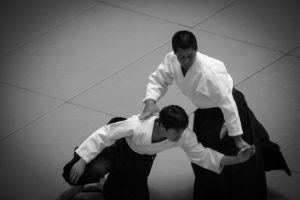 aikido arte marcial