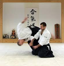 aikido entrenamiento