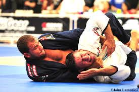 jiu jitsu combate de lucha