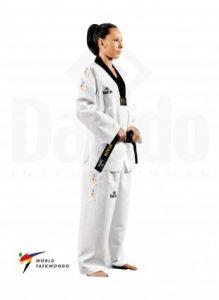 Dobok taekwondo daedo