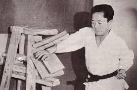 Historia del taekwondo general choi