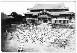 origen del karate
