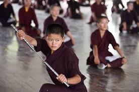 Origen del kung fu