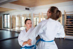 Dan en karate