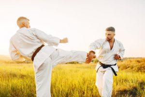 Técnicas Karate