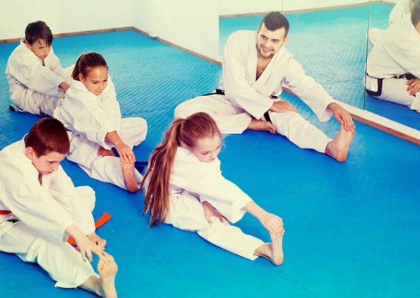 benéficos de practicar taekwondo
