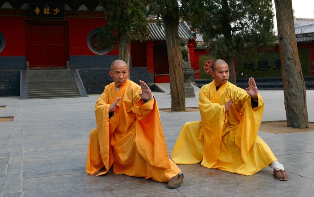 historia del kung fu