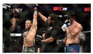 Conor McGregor: luchador de UFC anuncia retiro por tercera vez