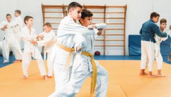 judo para niños ventajas
