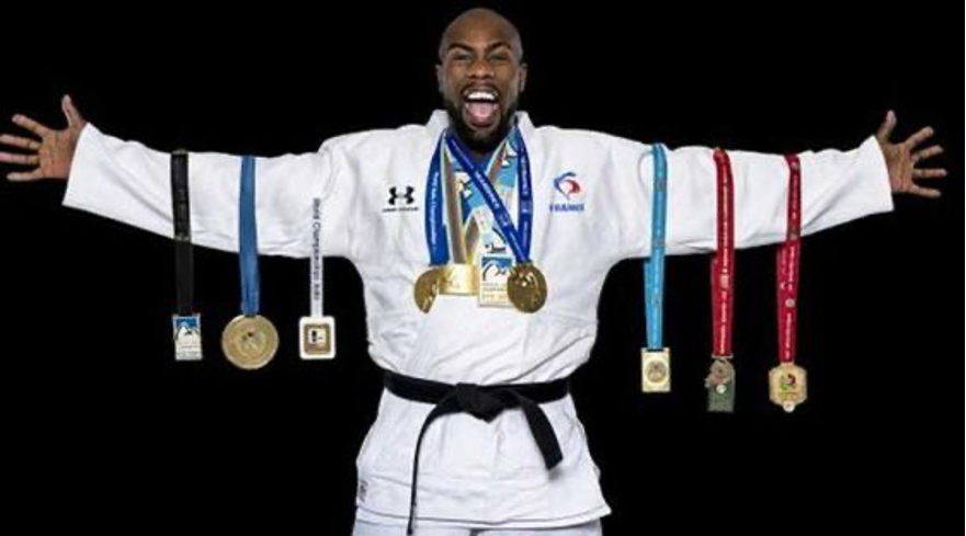 Teddy Riner mejores judokas
