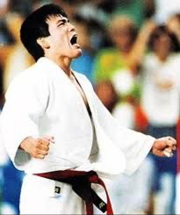 Toshihiko Koga mejores judokas