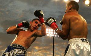 golpes básicos en boxeo
