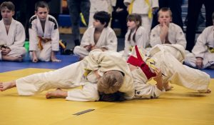 ¿Cómo entrenar judo en casa?