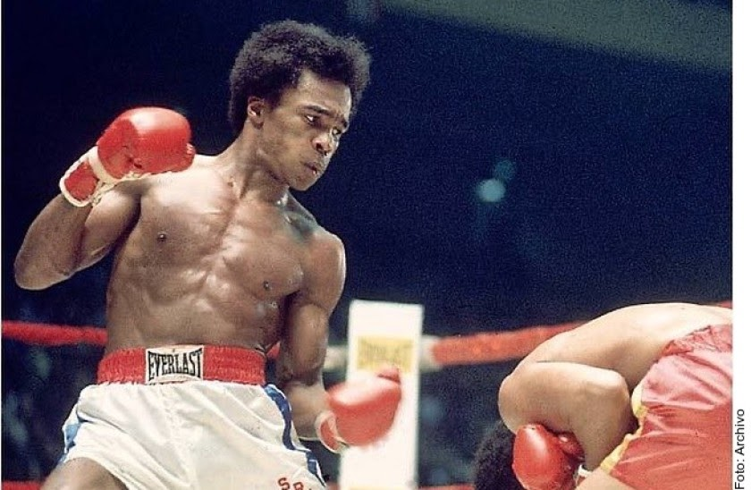 boxeador ray sugar