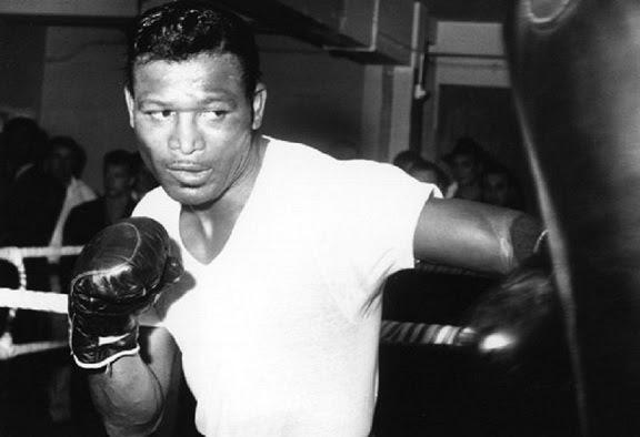 boxeador sugar robinson