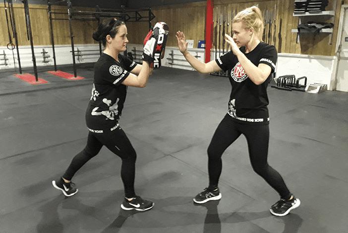posturas y entrenamiento